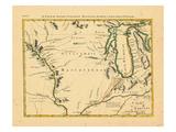 1778, Wisconsin Giclee Print