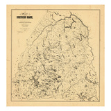 1894, Northern Maine Giclee Print