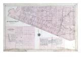 1878, McGillivray Township, Clandeboye, Mt Brydges, Ailsa Craig, Clandeboye, Canada Giclee Print