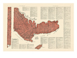 1928, Lot No. 65 - Queens County, Canada Giclee Print