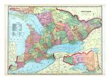 1906, Ontario, Canada Giclee Print