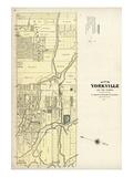 1878, Yorkville, Canada Giclee Print