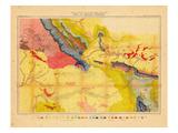 1878, Wyoming Giclee Print