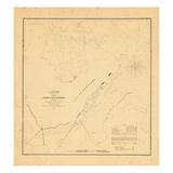 1855, Portland Harbor, Maine Giclee Print