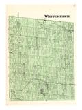 1878, Whitchurch, Canada Giclee Print