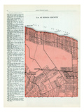 1928, Lot No. 42 - Kings County, Canada Giclee Print