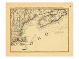 1778, Nova Scotia Giclee Print