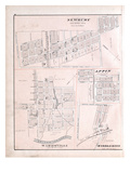 1878, Newbury, Wardsville, Middlemiss, Appin, Canada Giclee Print