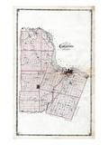1879, Carleton County, Canada Giclee Print