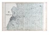 1878, London Township, Billymote, Bryanston, Birp, Ilerton, Brecon, Hyde Park Corners, Canada Giclee Print