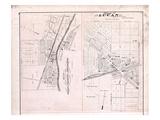1878, Lucan, Frampton, Edwardsburg, Canada Giclee Print