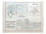 1878, Melbourne, Komoka, Delaware, Canada Giclee Print