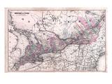 1878, Canada - Western Giclee Print