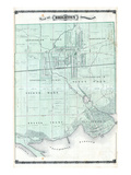 1878, Brighton, Canada Giclee Print