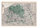 1928, WW1 - Western Battle Front Giclee Print
