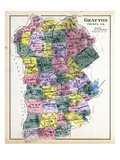 1892, Grafton County, New Hampshire, United States Giclee Print