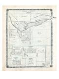 1879, Wroxeter Village, Drysdale, Lakeview, Kinburn, Hartfod, Varna, Canada Giclee Print