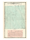 1879, Ellice, Canada Giclee Print