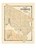 1879, Colborne Township, Canada Giclee Print