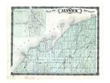1878, Alnwick Township, Canada Giclee Print