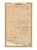 1878, Haldimand Township, Canada Giclee Print