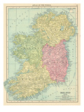 1913, Ireland, Europe Giclee Print