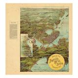 1909, Portland, Maine Giclee Print