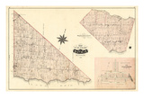 1879, Rainham Township, South Cayuga Township, Selkirk Village, Canada Giclee Print