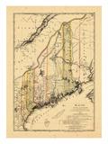 1798, Maine Giclee Print