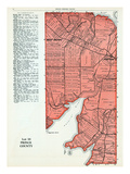 1928, Lot No. 10 - Prince County, Canada Giclee Print
