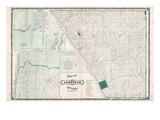 1879, Ashfield Township, Cransford, Port Albert Town, Zetland, Dungannon, Canada Giclee Print