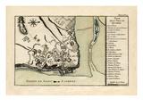 1764, Quebec Giclee Print