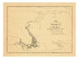 1835, Canada, Nunavut Giclee Print
