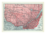 1928, Quebec Province, Canada Giclee Print