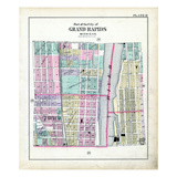 1894, Grand Rapids 1, Michigan, United States Giclee Print