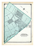 1906, Arthur Village, Canada Giclee Print