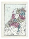 1873, Holland Giclee Print