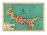 1928, Prince Edward Island, Canada Giclee Print