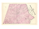 1877, Charlotteville Township, Canada Giclee Print