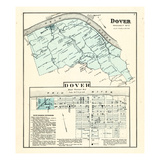 1876, Dover, Kentucky, United States Giclee Print