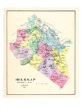 1892, Belknap County, New Hampshire, United States Giclee Print