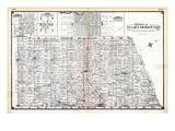 1906, Maryborough Township, Hollin Village, Stirton Village, Maryborough Village, Canada Giclee Print