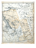 1879, Ontario Counties, Canada Giclee Print
