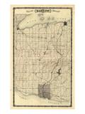 1878, Hamilton Township, Canada Giclee Print