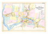 1891, Glen Cove, New York, United States Giclee Print