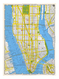 1949, Manhattan, New York, United States Giclee Print