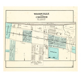 1876, Woodville and Chester, Kentucky, United States Giclee Print