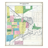 1908, Rochester, Michigan, United States Giclee Print