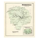 1876, Murphysville, Kentucky, United States Giclee Print