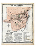 1873, Hammondsport, New York, United States Giclee Print